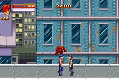 Screen shot from video game