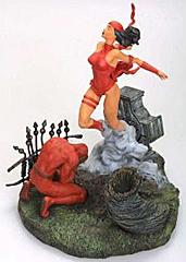 Death of Elektra Diorama