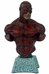 UK Daredevil Bust - red