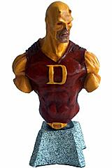 UK Daredevil Bust - yellow