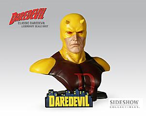 sideshow yellow DD bust