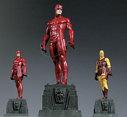 Daredevil mini-statues