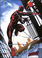 Daredevil wall scroll