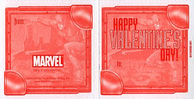 2005 Daredevil Valentine - back