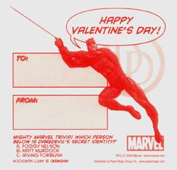 2006 Daredevil Valentine - back